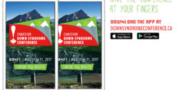 Down Syndrome Conference app for iPhone and Android smartphones