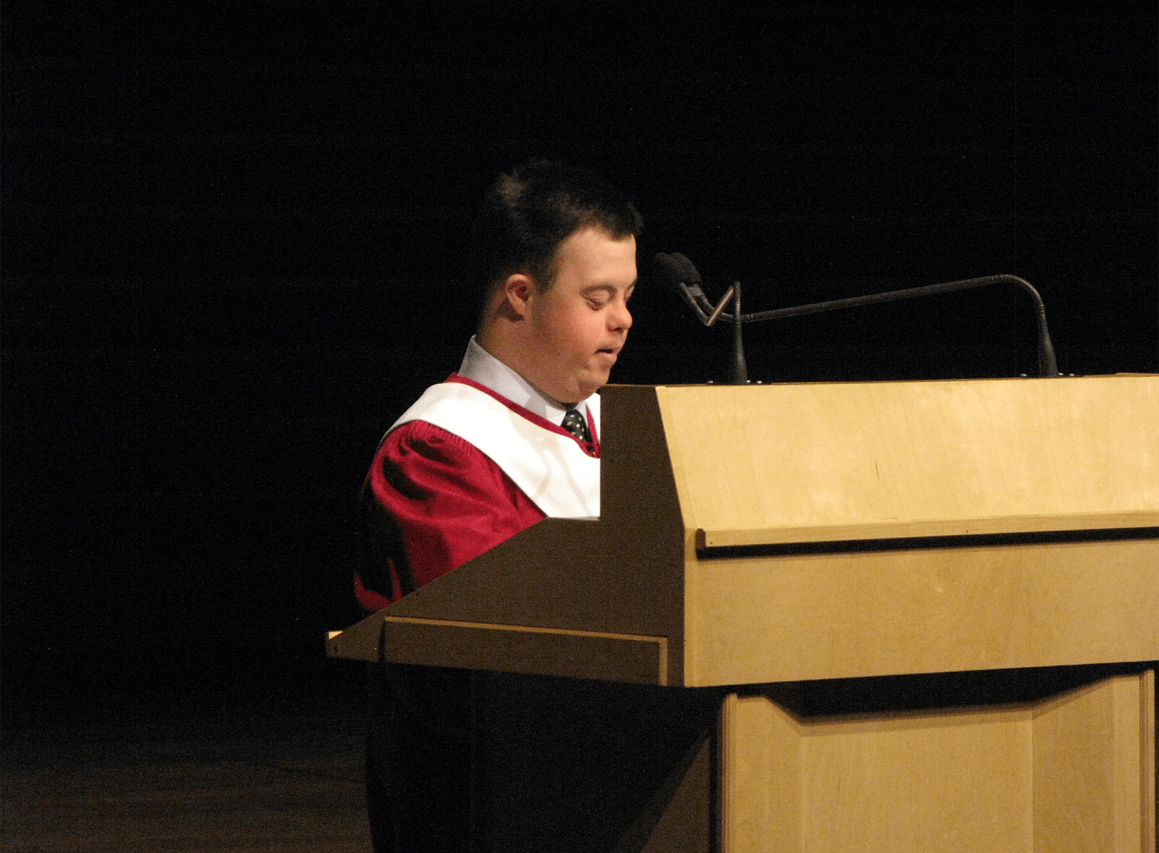 Paul Valedictorian Speech