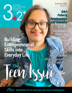 Summer 2021 The Teen Issue